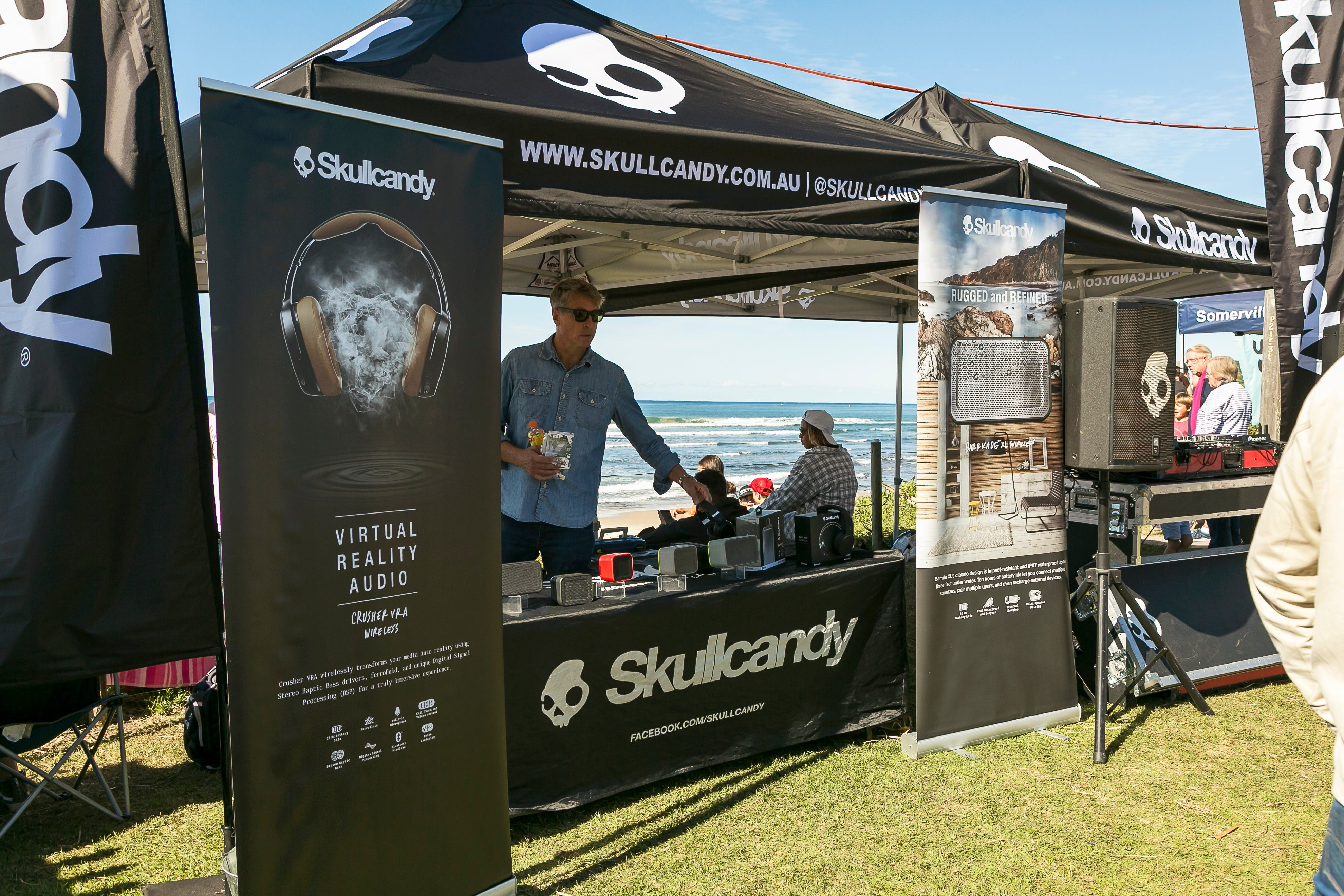 Skullcandy Oz Grom Open - Accommodation Burleigh