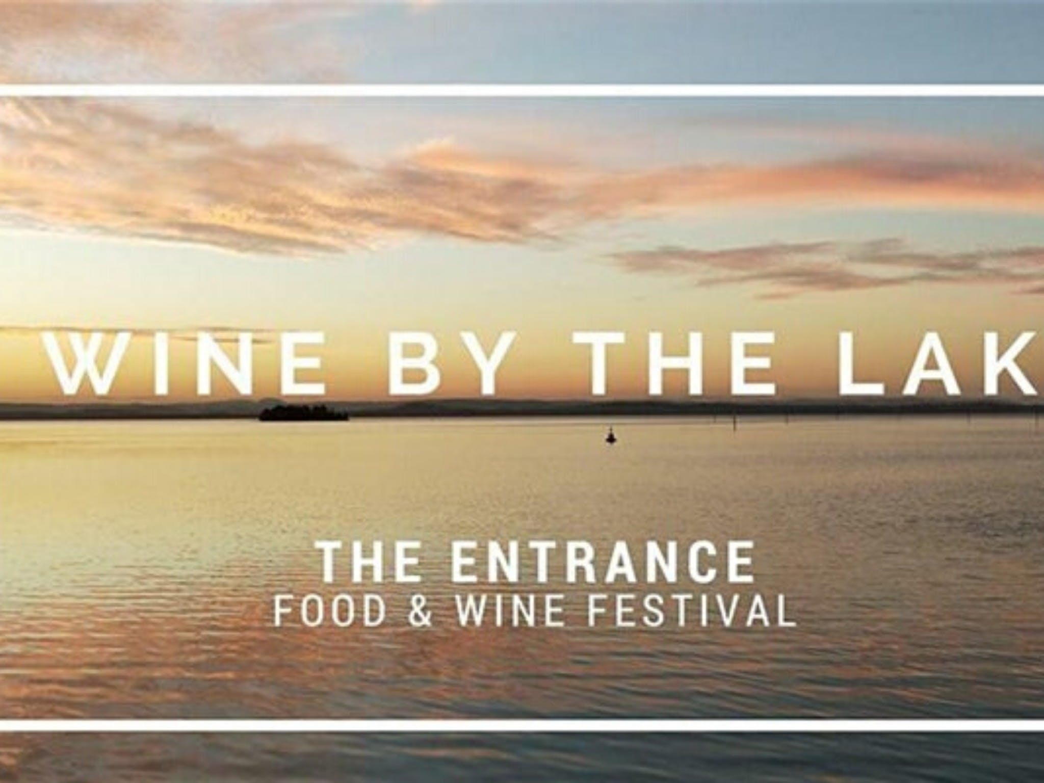 The Entrance Food and Wine Festival - Accommodation Burleigh