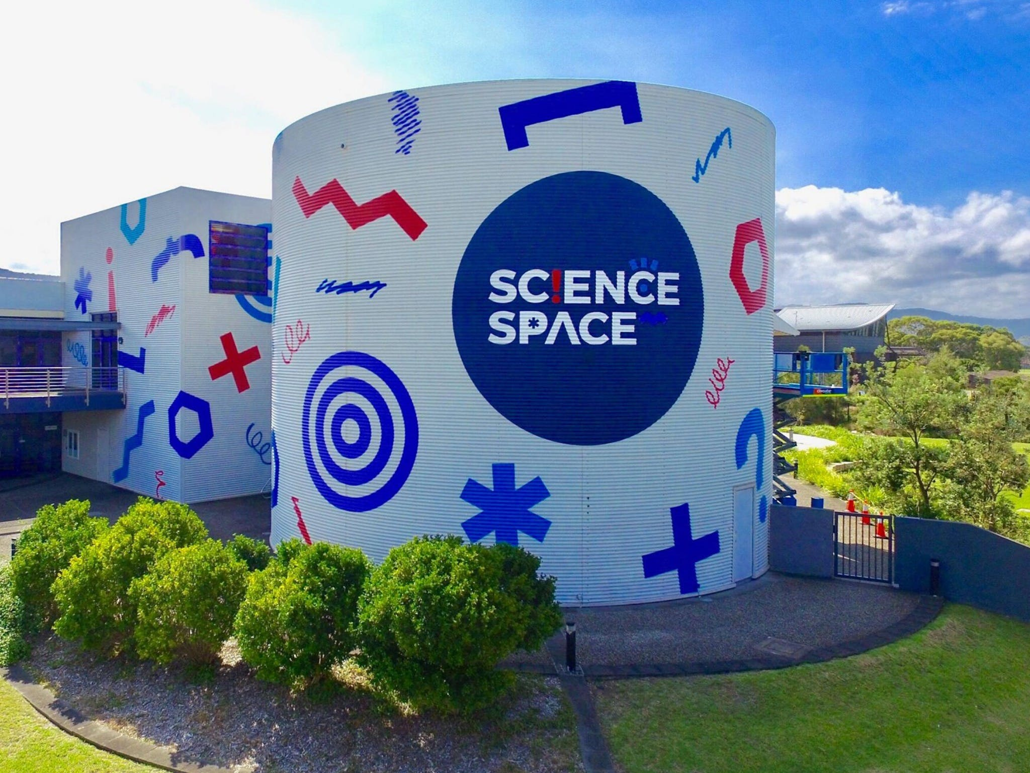 Science Space Grand Reopening Celebration - Accommodation Burleigh