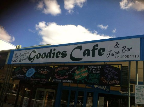 Goodies Cafe - Accommodation Burleigh