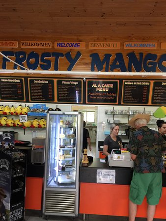 Frosty Mango - Accommodation Burleigh