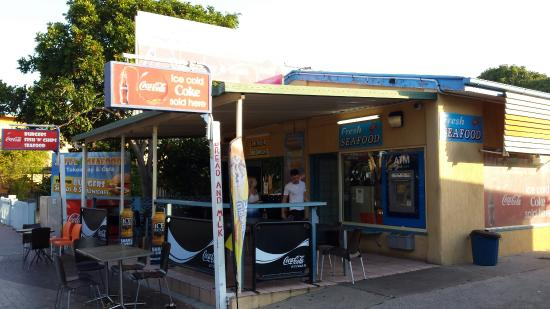 Jetty Seafood and Hamburgers - Accommodation Burleigh