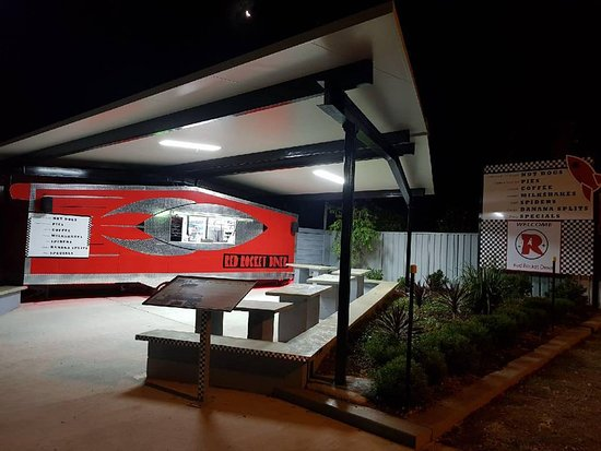 Red Rocket Diner - Accommodation Burleigh