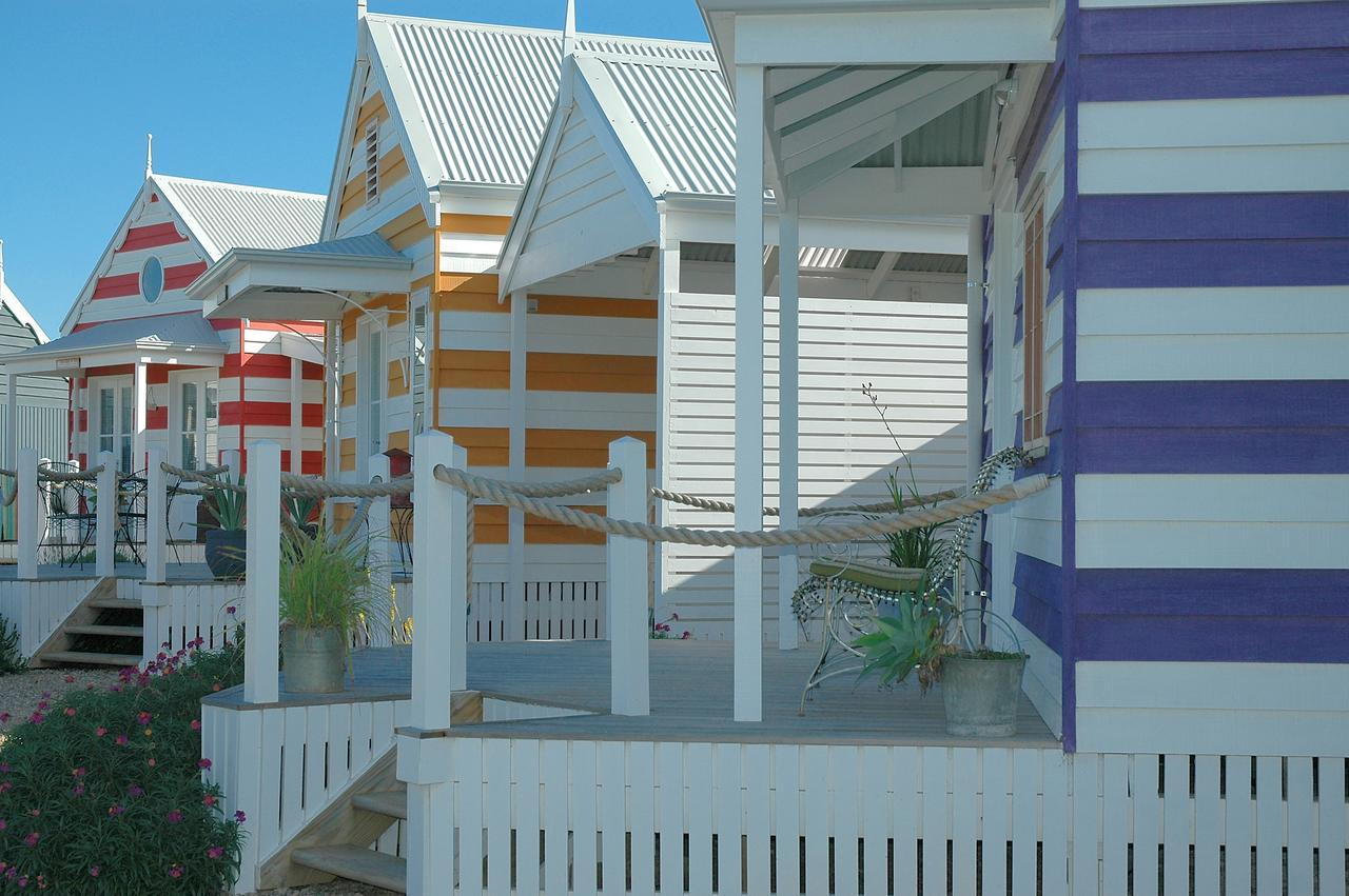 Beach Huts Middleton - Accommodation Burleigh
