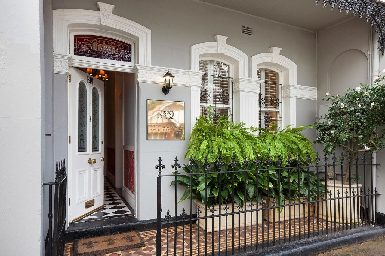 Stunning Terrace in Centennial Park - Accommodation Burleigh