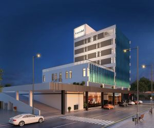 The Gerald Apartment Hotel - Accommodation Burleigh