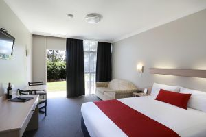 Econo Lodge Tamworth - Accommodation Burleigh