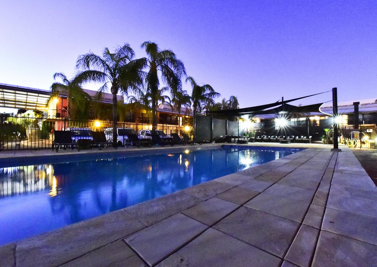 Diplomat Motel Alice Springs - Accommodation Burleigh
