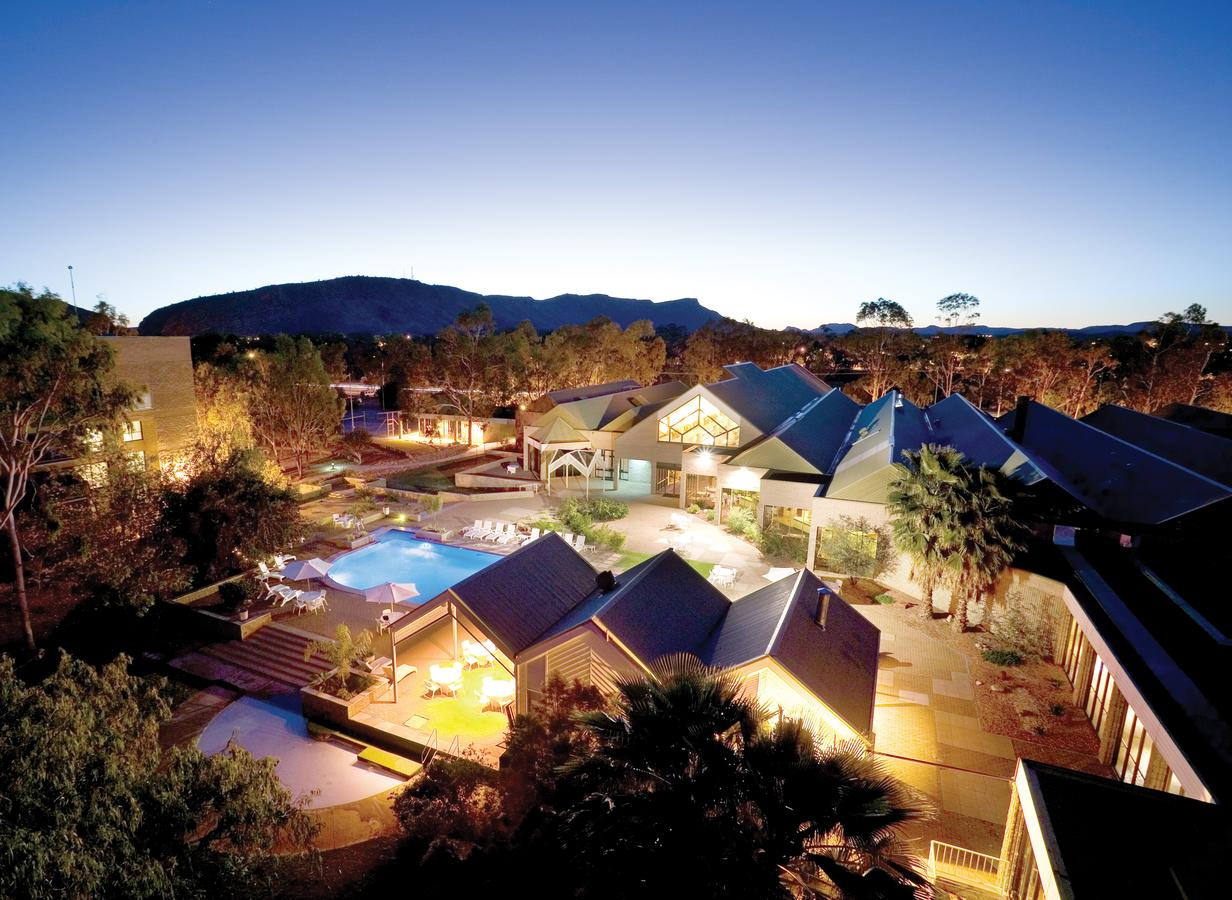 DoubleTree by Hilton Alice Springs - Accommodation Burleigh