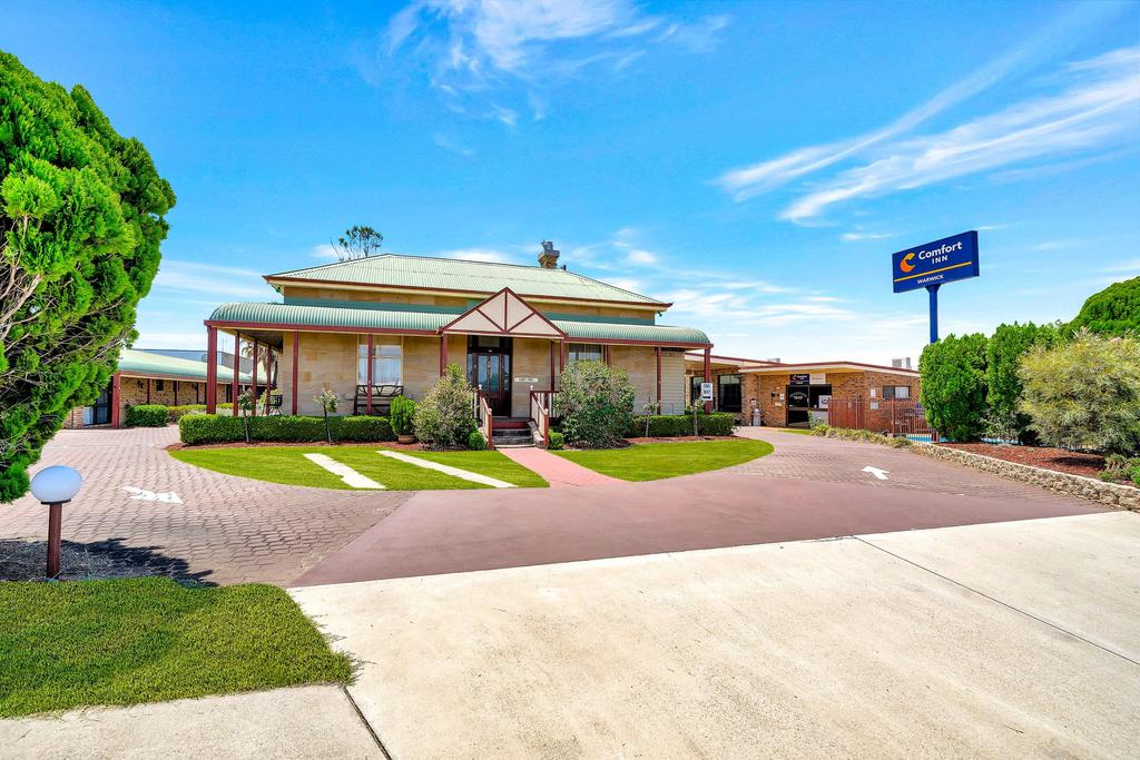Comfort Inn Warwick - Accommodation Burleigh