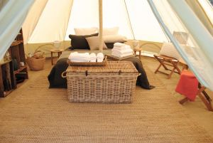 Cosy Tents - Daylesford - Accommodation Burleigh