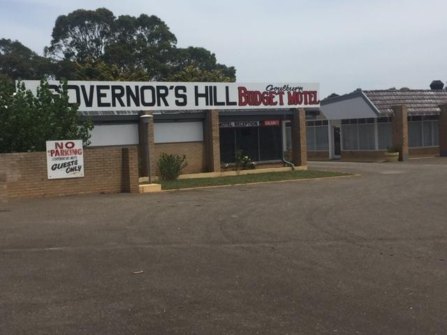 Governors Hill Motel - Accommodation Burleigh
