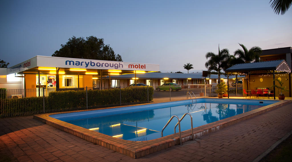Maryborough Motel and Conference Centre - Accommodation Burleigh