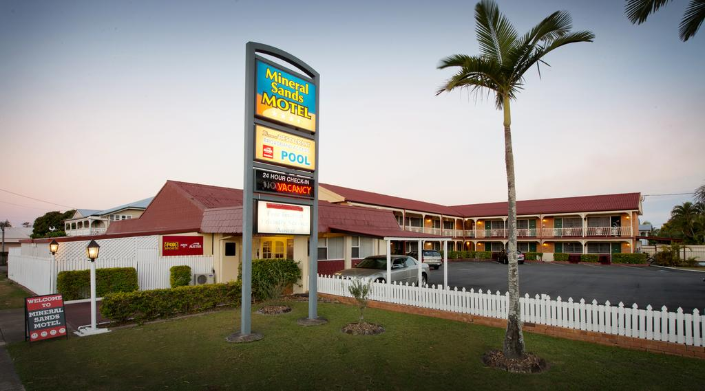 Mineral Sands Motel - Accommodation Burleigh