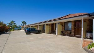 Aalbany Motel Narrabri - Accommodation Burleigh