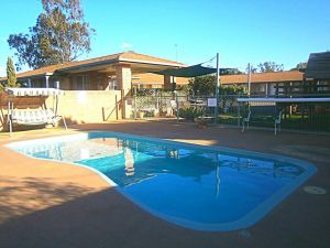 Aaron Inn Motel - Accommodation Burleigh