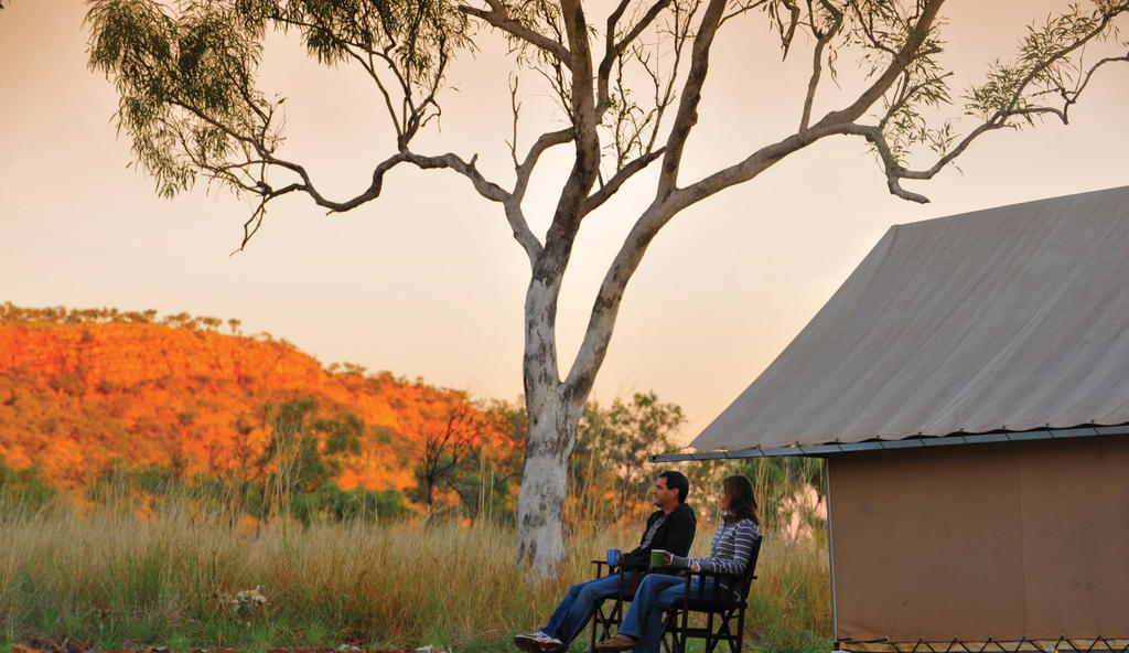 Bell Gorge Wilderness Lodge - Accommodation Burleigh