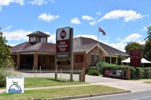 Best Western Plus All Settlers Motor Inn - Accommodation Burleigh